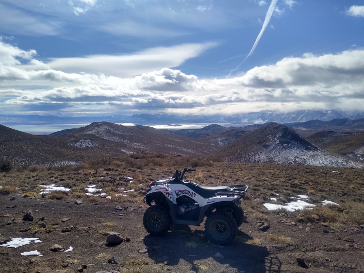 The Rea Ranch ATV Rentals Near Mammoth Lakes/Yosemite/Mono Lake/Lee Vining/Bodie State Park